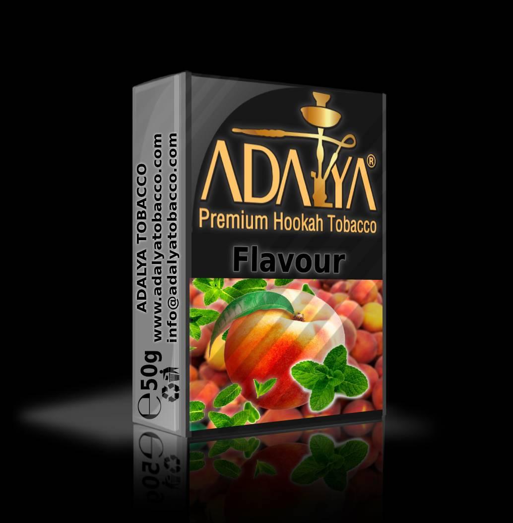 Peach Mint Adalya Flavor Tobacco Narghile Shisha Cyprus Nicosia Limassol Paphos Larnaka. Shisha Star Cyprus!