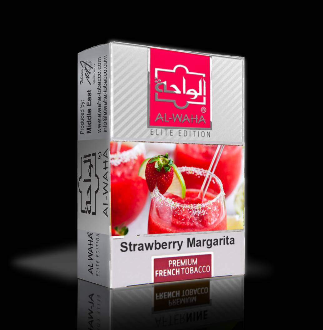 Strawberry Margarita Al Waha Flavor Flavor Tobacco Narghile Shisha Cyprus Nicosia Limassol Paphos Larnaka. Order Online!