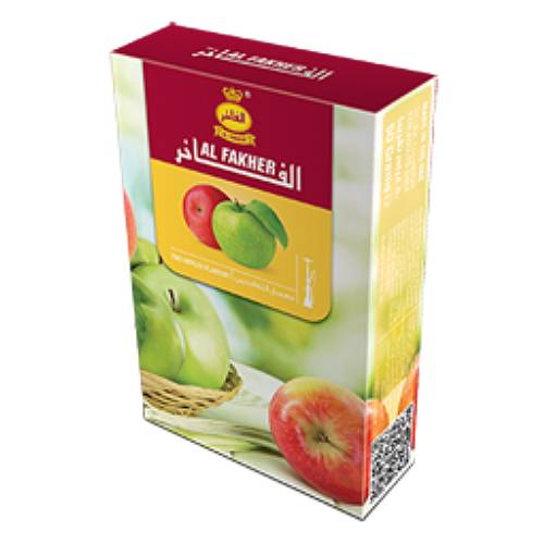 Double Apple 2 App Alfakher Flavor Adalya Hookah Narghile Shisha Flavor Tobacco Kaya Best * Shisha Star Cyprus *