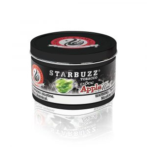 starbuzz tobacco Black Apple Mist Exotic Cyprus Shisha Flavors