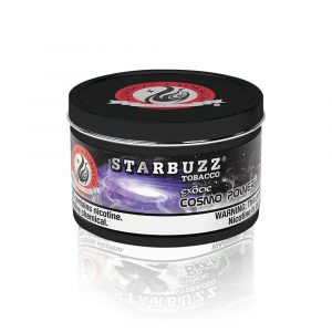 Starbuzz Black Cosmos Power Exotic Dark