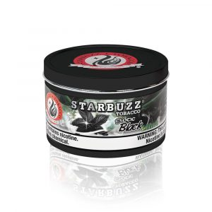 starbuzz tobacco Black Exotic Cyprus Shisha